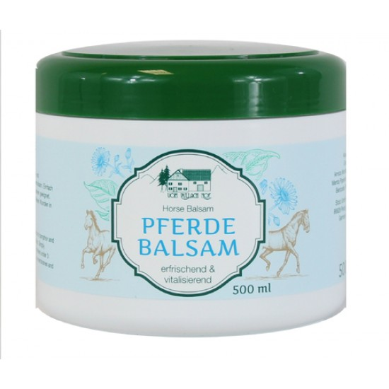 Konjski gel 500 ml (kafra, evkaliptus,mentol)