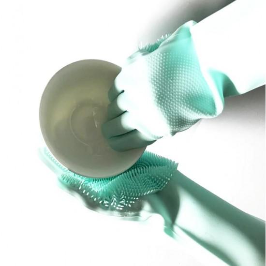 Silikonske rokavice za čiščenje Cleansy BREZPLAČNA DOSTAVA