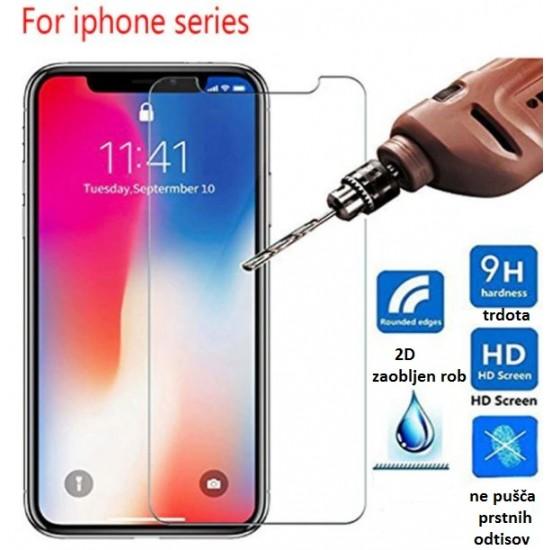 Iphone več modelov - zaščitno kaljeno steklo